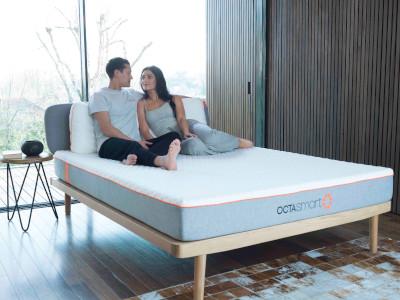 OCTAsmart mattress are designed for couples